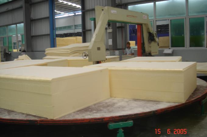Automatic Round Circular Sponge Foam Cutting Machine