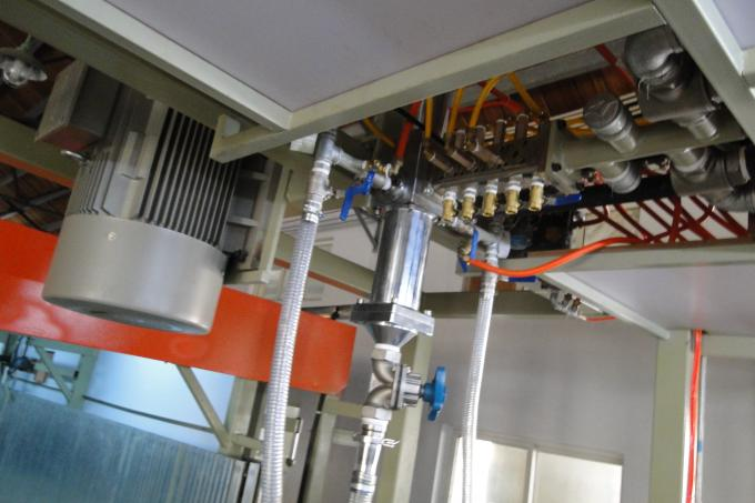 Continuous Automatic Low Pressure Foaming Machine with Siemens Motor and Inverter