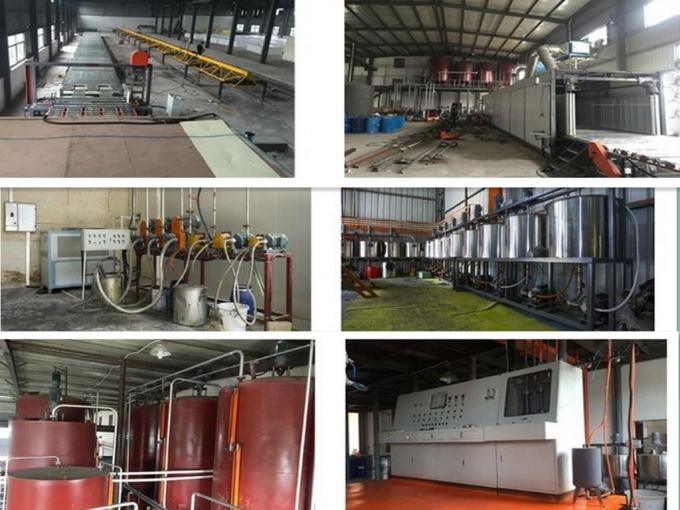 Polystyrene Flexible Sponge Production Line / Continuous Foaming Machine For Mattress