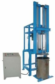 China High Speed Vertical Foam Making Machine With Electronic Frequency Converter Control supplier