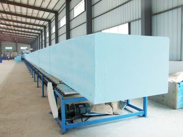 PLC Control Polyurethane Foam Machine Sponge PU Foam Making Machine For Pillow
