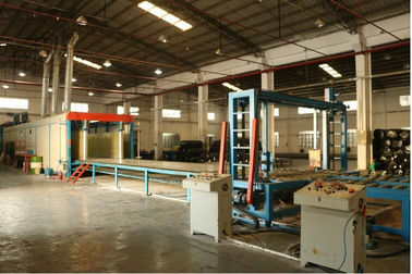Polyurethane Foam Making Machine , Foam Manufacturing Machine For Upholstery Foam