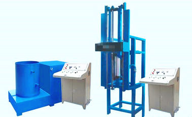 Continuous PU Polyurethane Foam Machine , Memory Foam Mattress Making Machine