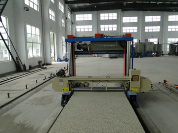 Sheet Polyurethane Horizontal Foam Cutting Machine 30 Or 50 Or 80 Meter Long