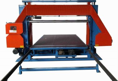 Horizontal Long Bun Foam Slabstock Peeler Cutting Machine