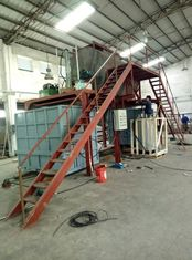 Recycled Foam Making Machine(with steam) for Waste Sponge Recycle Utilization
