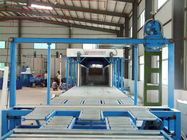 Large Output Max Foam / Continuous Sponge Production Line With Siemens Tranducer