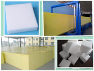 Low Pressure Epe Foam Machine , Pu Foam Manufacturing Machines With Siemens Investor