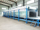 Low Pressure Horizontal Polyurethane Foaming Machine Line For Pillow / Mattress Sheet