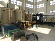China Full Automatic Low Pressure Foam Machine , Polyurethane Foam Production Line 300L / Min factory
