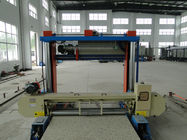 China Automatic Horizontal Long Sheet Foam Cutting Machine For Rigid PU Foam factory