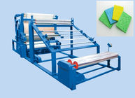 EPE / PE Foam Bonding Machine With Changed Heating Temperature 30◦ To 200◦
