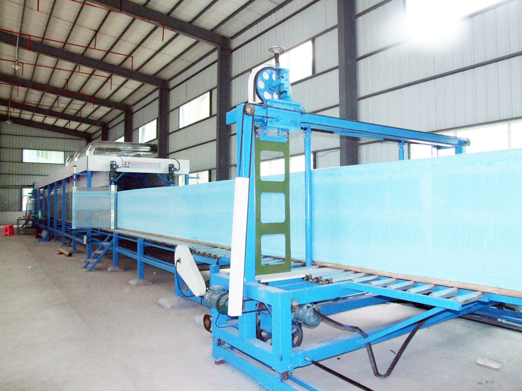 Automatic Sponge Foam Making Machine / Mattress Sponge Machines With US Viking Pumps