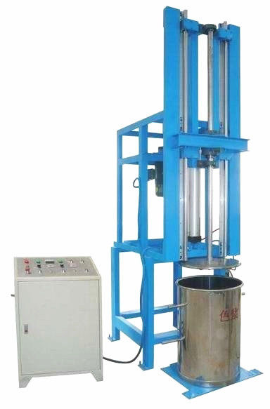 Vertical Foam Mattress Making Machine Manual Operation With Speed 30~40 R/Min