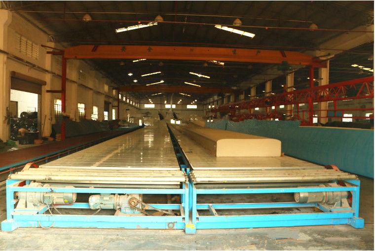 Full Automatic Sponge Production Line Pu Foam