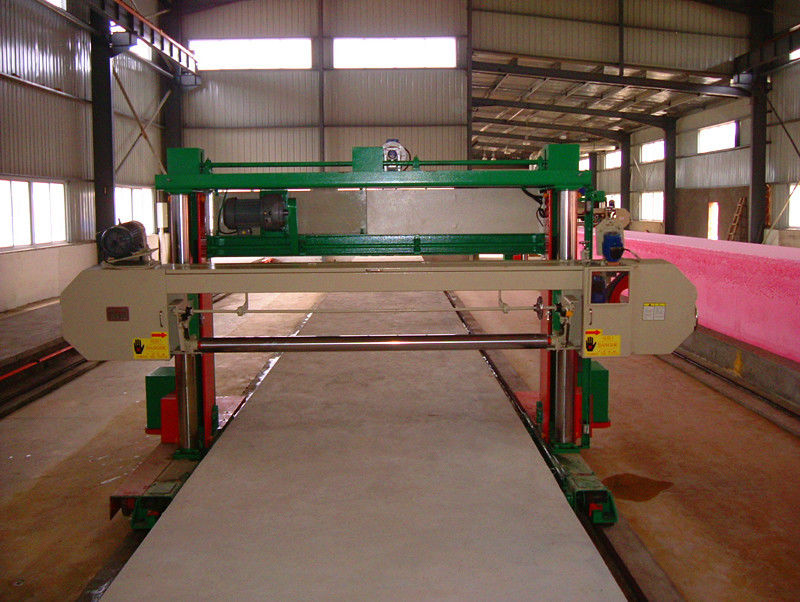 AutomaticHorizontal Foam Cutting Machine With Transducer , 8.14KW  Customized