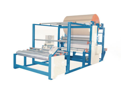 Horizontal Electric Foam Bonding Machine For Sponge / PVC / Non Woven Fabric