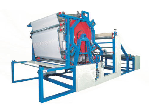 Automatic Textile / PE Foam Bonding Machine With Glue , Foam Rebonding Machine
