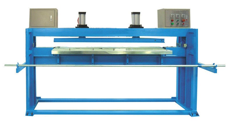 EPE Foam Box EPE Foam Doubling Bonding Machine , Foam Sheet Bonding Machine
