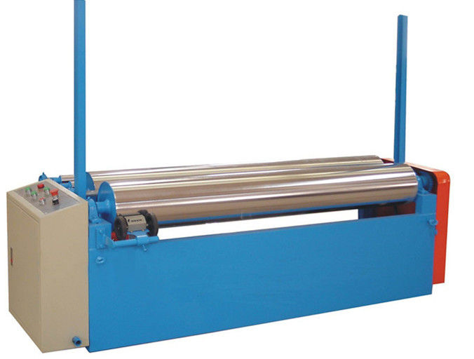Foam Bonding Machine With Coil Stock Measure Function , EPE Foam Sheet Laminating Machine
