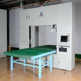 Vertical CNC Industrial Hot Wire Foam Cutter , Foam Die Cutting Machine