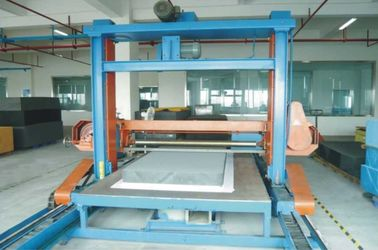 China Automatic Polyurethane Horizontal Foam Cutting Machine For Pillow Sponge factory