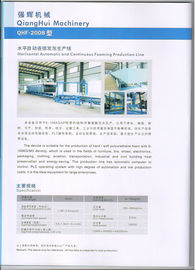 Automatic PLC Control Polyurethane Foam Machine for Mattress and Sofa