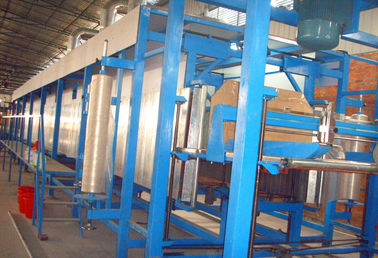 High Rebond And Memory Foam Making Production Line Five Formular Continuous
