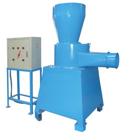 Popular Automatic Foam Crushing Machine / PVC Waste Pipe Crusher Waste Reuse