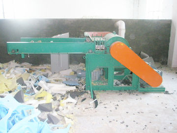 Waste Recovery Foam Crushing Machine For Processing Cushion / Pillow / Mattress