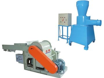 Foam Crushing Machine for Produce Recycled Foam / Crush Waste Foam into Pieces