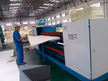 China Foam Pressure - Shape Crushing Machine Abnormity Cutting Machine For Cushions / Mats factory