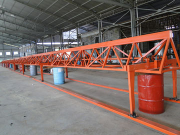 China Horizontal Polyurethane Long sponge Carrier Foam Crane Unit (50 Meters) factory