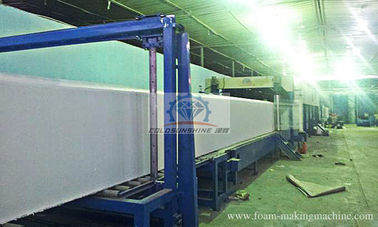 Automatic Continuous Multiple Hot Sponge Block Making Machine Line for Mattress